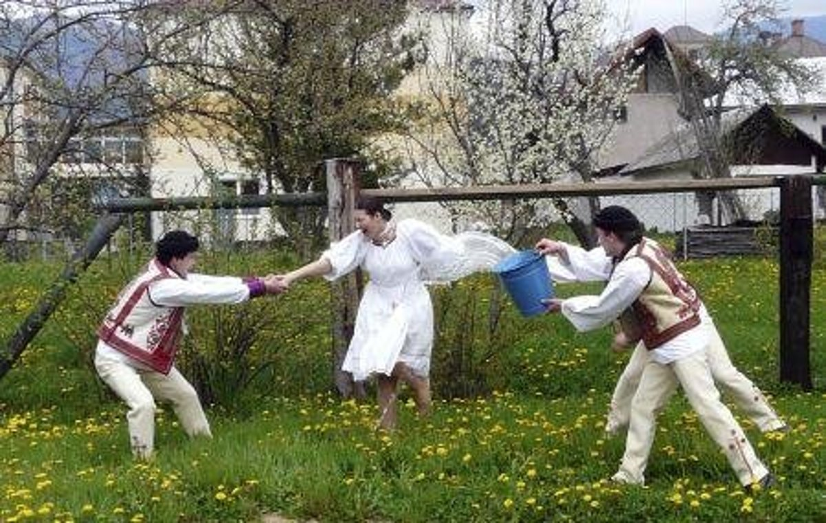 Culture Shock Slovak Easter Traditions Can Bother