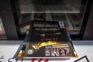 The conspiracy magazine ZEM & VEK.