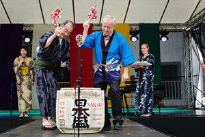 Japan Festival at Cultural Summer 2016