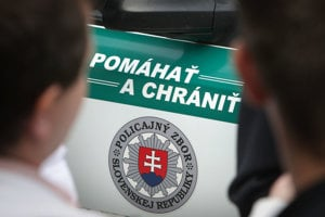 To help and to protect is the slogan of Slovak police.