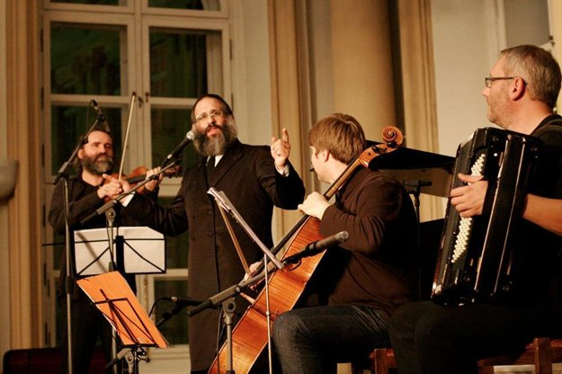 Chassidic Songs, one of the Musical Evenings concerts.