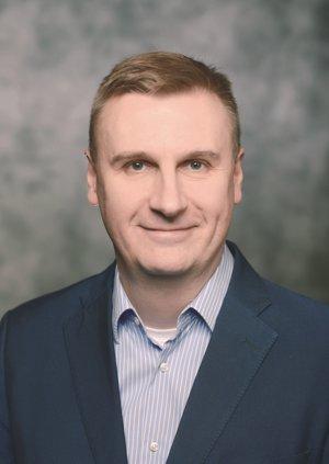 Arkadiusz Glinka, Director Eastern Europe, C.H. Robinson