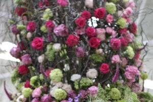 Flóra (Flower exhibition) in Bratislava