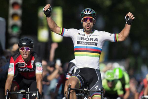 Québec victory in World Tour of Peter Sagan.