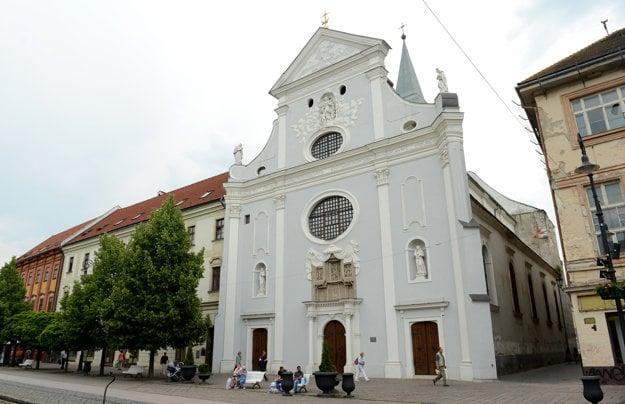 Seminar Church Košice