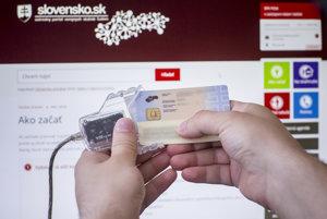 Slovensko.sk website