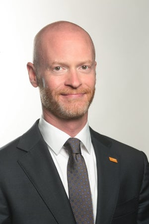 Gerhard Müller, Country Manager and Market Developer of BASF Slovensko spol s.r.o.