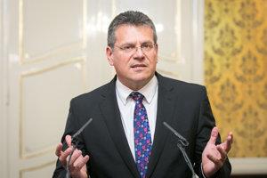 European Commission Vice-president for Energy Union Maroš Šefčovič