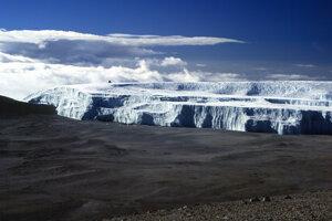 Climate change could melt icebergs, illustrative stock photo.