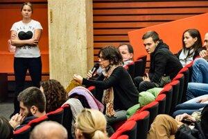 Cafe Europa debate on Syria