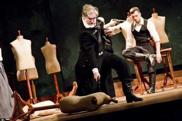 Young Stalin, Teatr Dramatyczny from Warsaw