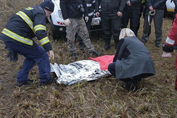 Police found a body later identified as Miroslava Sojáková