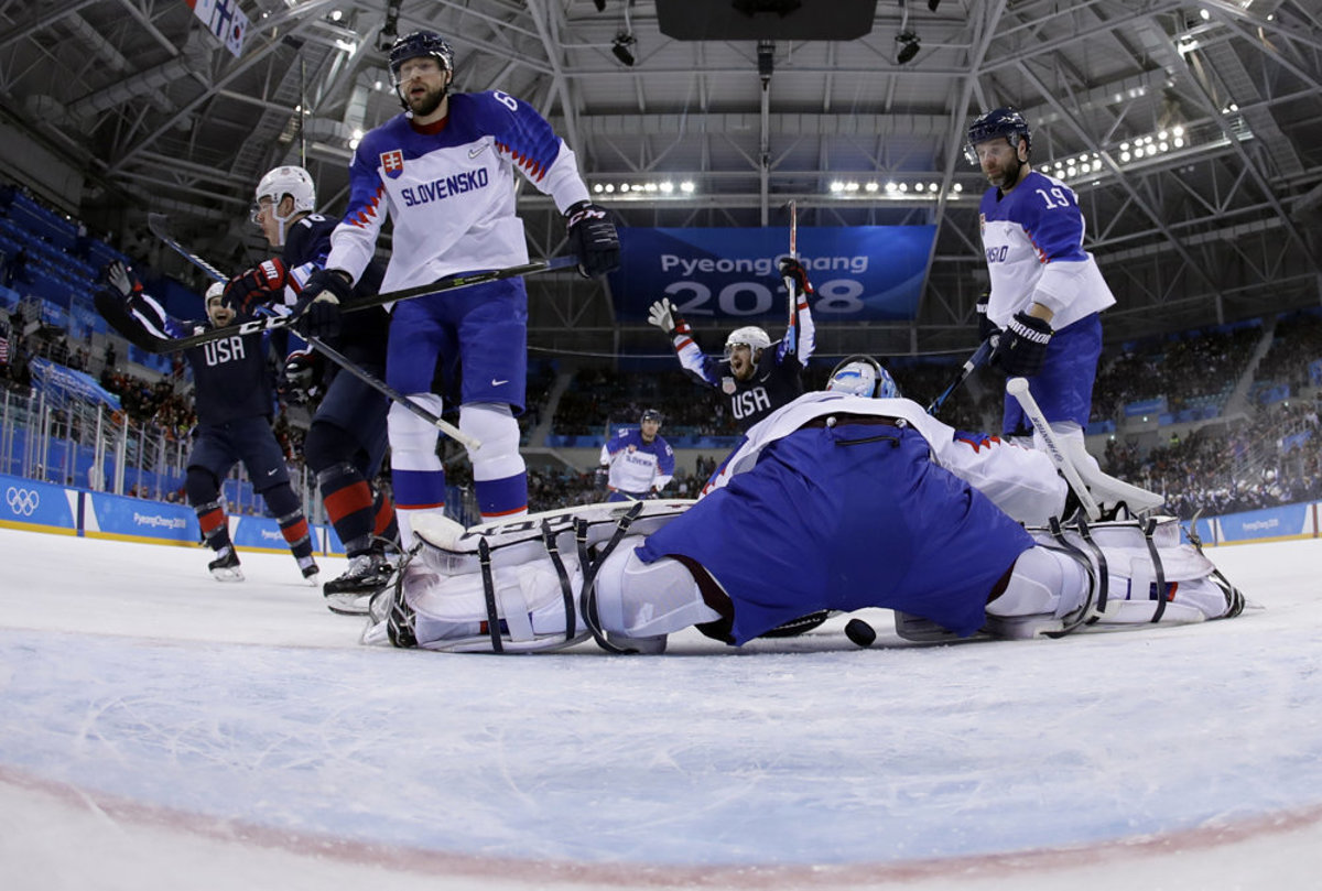 Fatherly advice leads to breakout game for Team USA's Ryan Donato