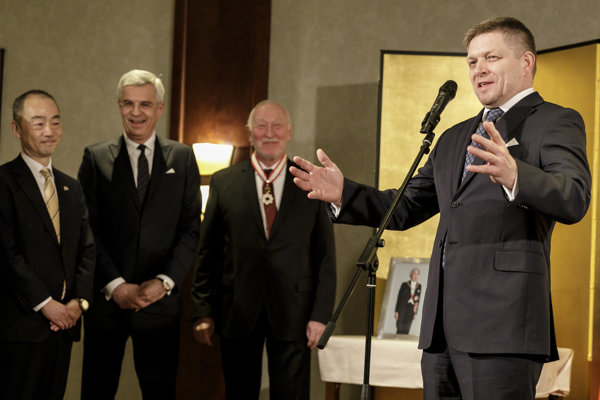 Robert Fico, PM and Smer leader