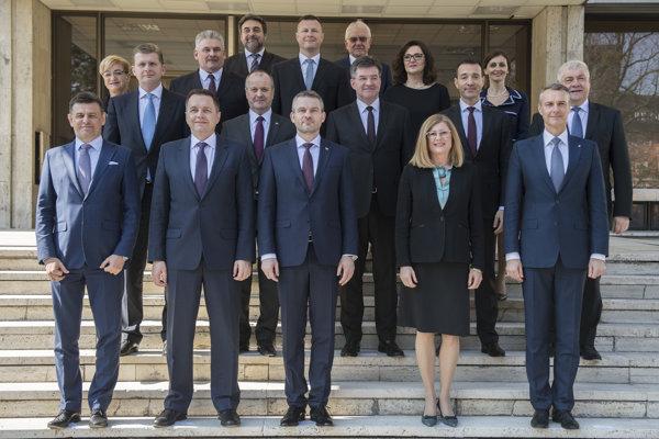 Peter Pellegrini's government