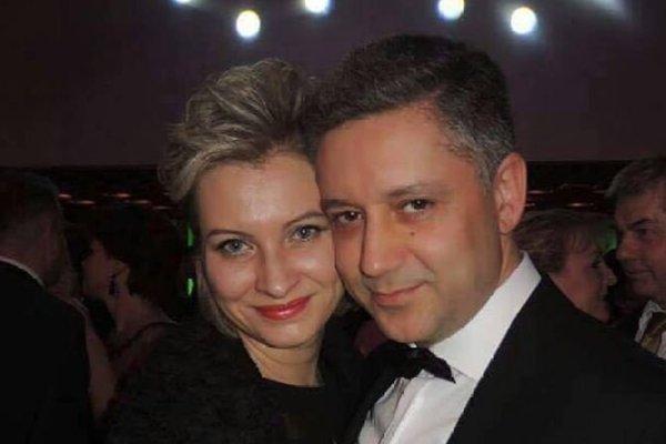 Mária Krajmerová and Róbert Krajmer