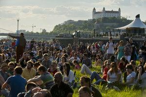 Bratislava's May Festival