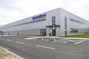 MinebeaMitsumi plant near Košice