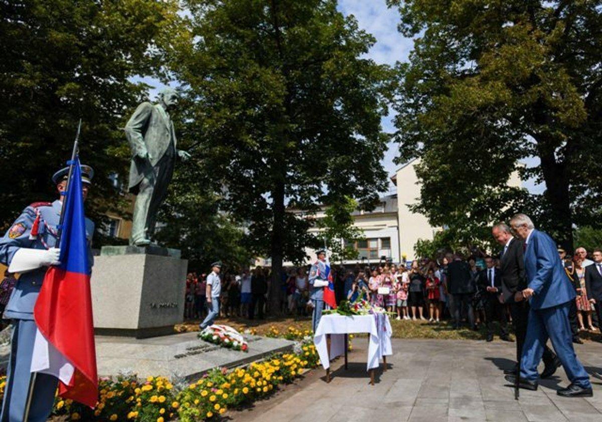 Czechoslovakia Was Saving Grace For Slovaks Spectator Sme Sk