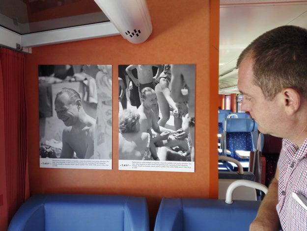 Photos show the private life of iconic Slovak politician, Alexander Dubček.