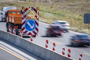 Traffic limitations at Triblavina