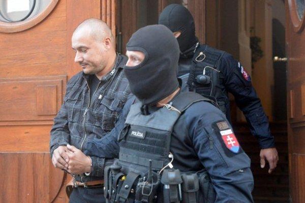 Tomáš Sz., the suspected hitman.