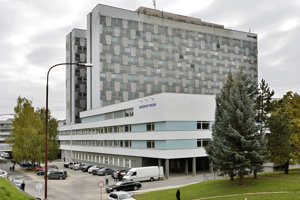 F. D. Roosevelt Faculty Hospital in Banská Bystrica is the best in the category of state university and faculty hospitals.
