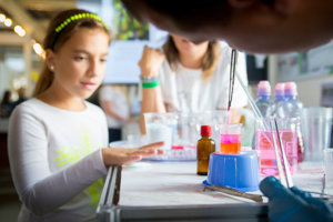 Science in Slovakia is underfunded, lagging behind other European countries.