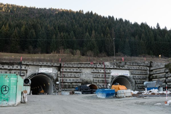 Višňové Tunnel