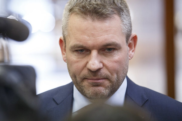 PM Peter Pellegrini