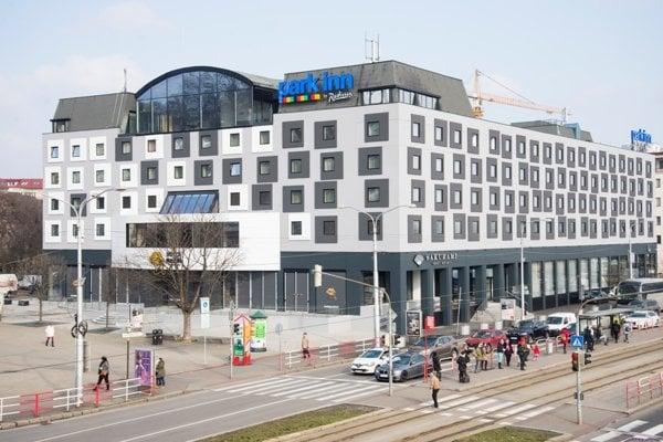 Park Inn by Radisson Danube hotel