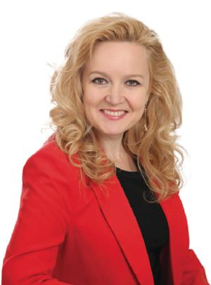 Mária Jančovičová, PwC's SSC Leader