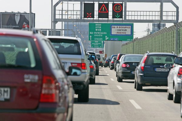 Traffic in Bratislava will get complicated as of February 15.