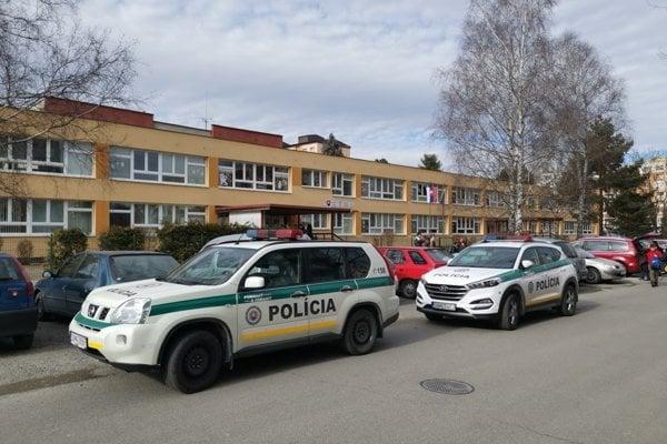The shooting occurred at Zdenko Nejedlý Primary School in Špišská Nová Ves, eastern Slovakia.
