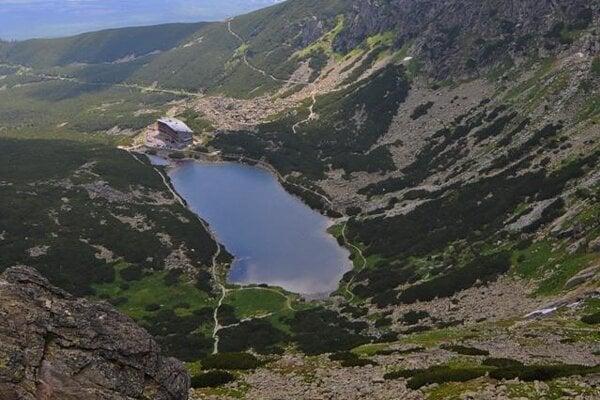 Sliezsky dom moutnain hotel, High Tatras