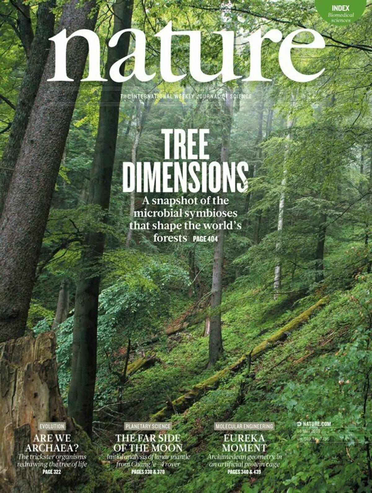 nature magazine cover forest magazines sk science slovak sme smedata prestigious primaeval subscription spectator subscribe newsstand british ondrej source