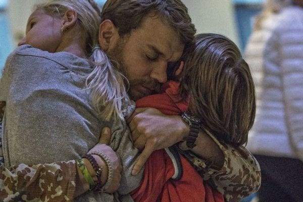 Febiofest 2016 - Danish movie A War by Tobias Lindholm