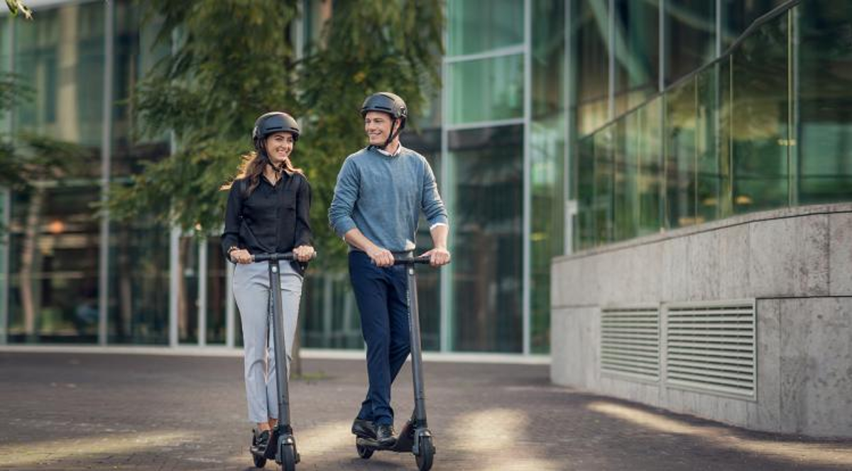 Mint brings shared electric scooters to Bratislava