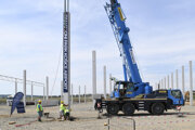 Panattoni Europe has begun to construct an industrial park in Košice.