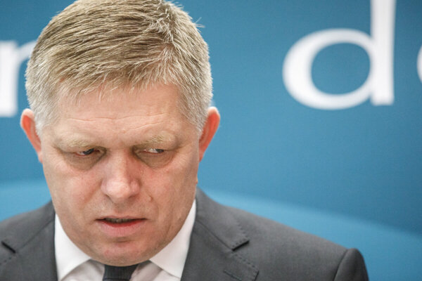Smer chair Robert Fico