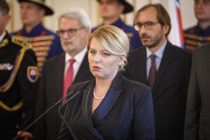 President Zuzana Čaputová