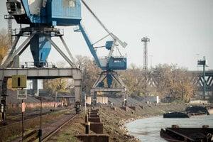 A murdered English teacher was found in the Bratislava port on November 11, 2019