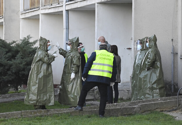 200 people who were brought home through the state repatriation efforts will be quarantined in a student dormitory in Košice.