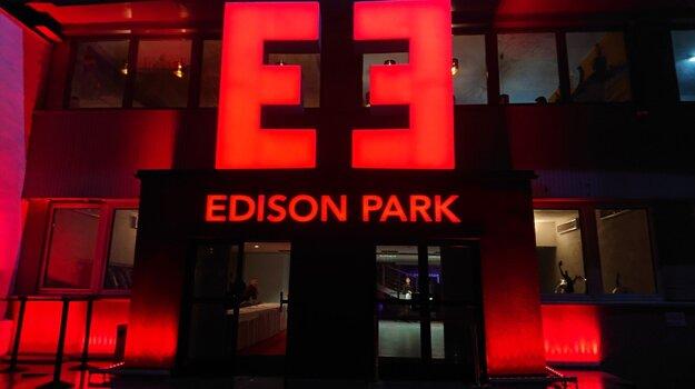 Edison Park in Bratislava.