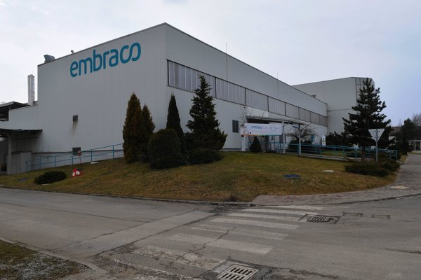 Embraco in Slovakia
