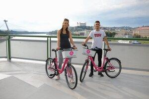 Rekola bikesharing scheme expanded to Bratislava.