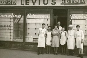 The Levius confectionery