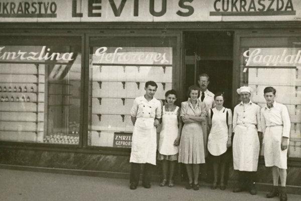 The Levius confectionery
