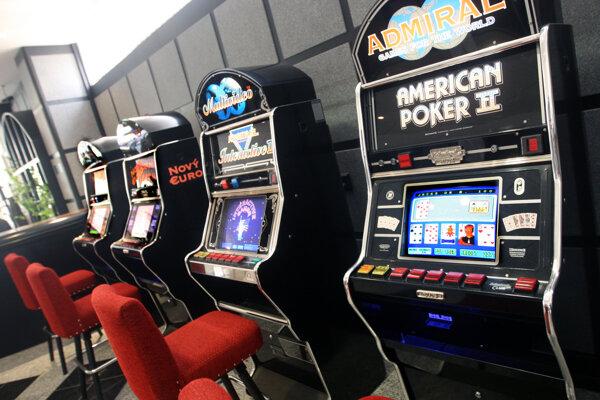 Gambling in Bratislava will be banned again.