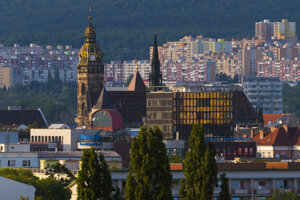 After Bratislava, Košice is the second centre of the business service sector in Slovakia.